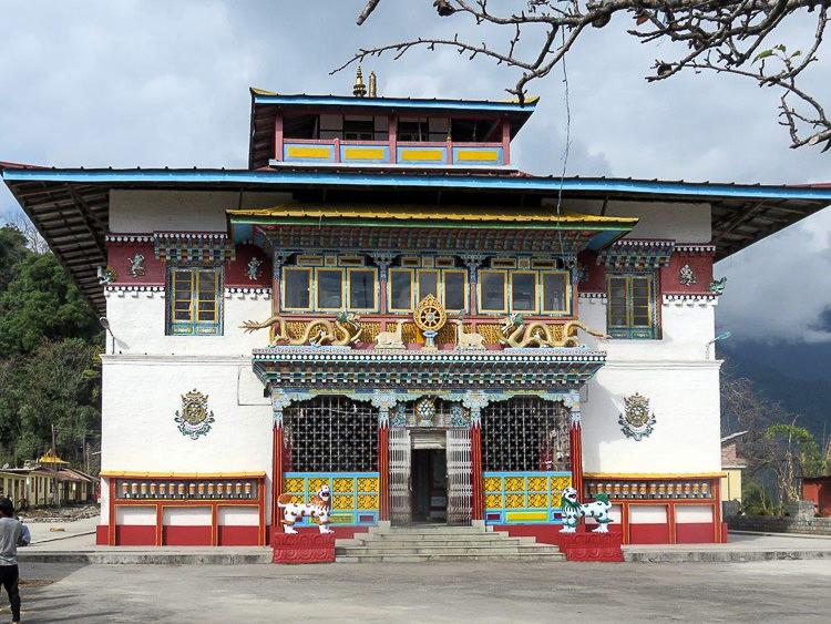 Labrang monastère
