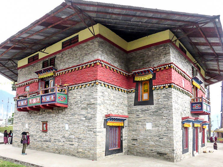 Phodong temple