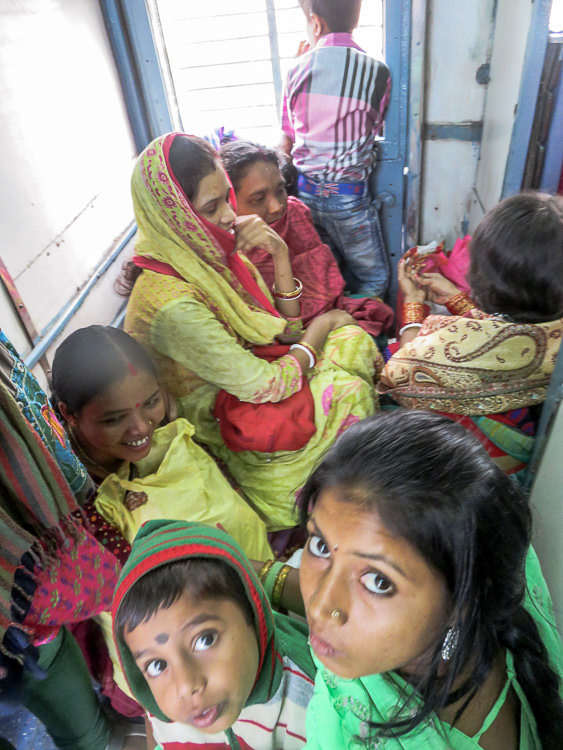 Train Burwan 1