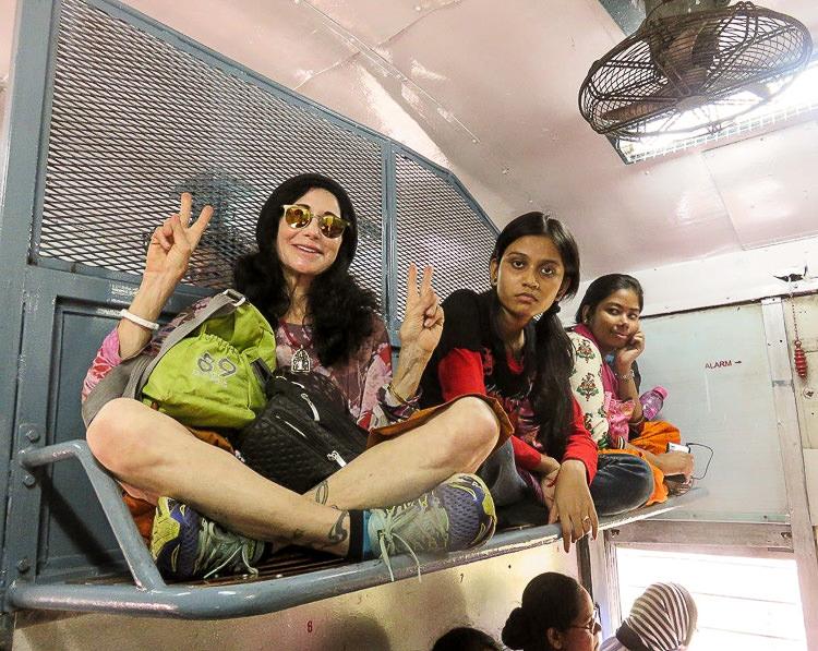 Train Burwan 2