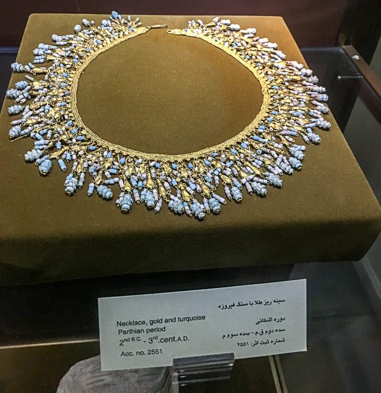 Musée Téhéran 2016