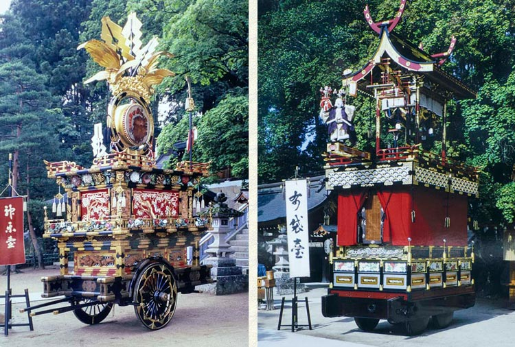 Takayama Chars festival