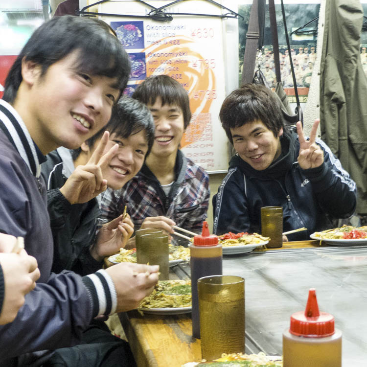 Okonomiyaki 4
