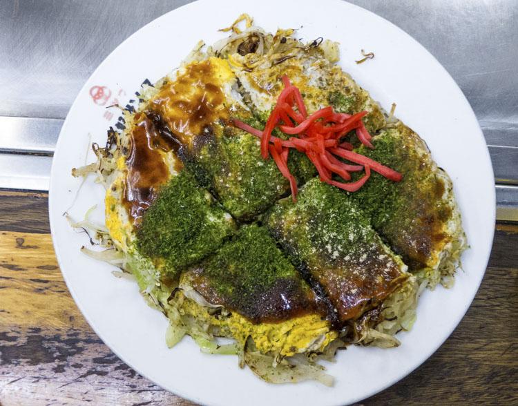 Okonomiyaki 3