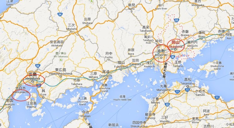 Hiroshima-Okayama