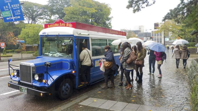 Kanazawa Bus
