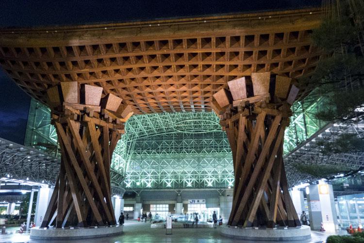 Kanazawa gare 2