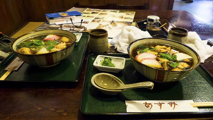 Kurashiki 41 déjeuner