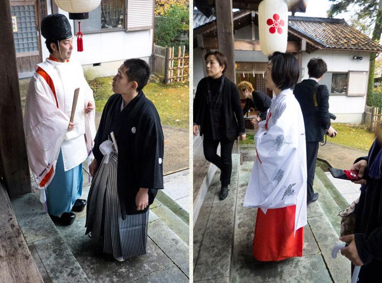 Kanazawa mariage 2