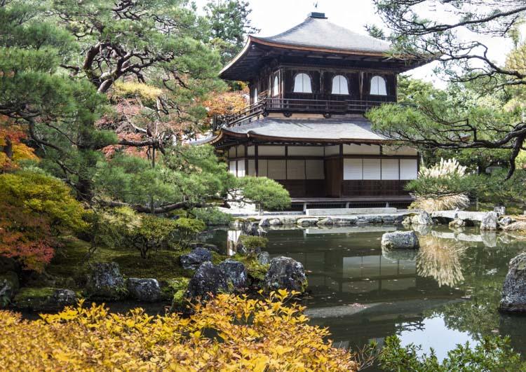 Kyoto_Pavillon argent 10