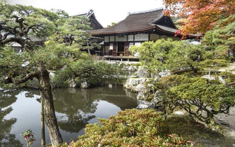 Kyoto_Pavillon argent 11
