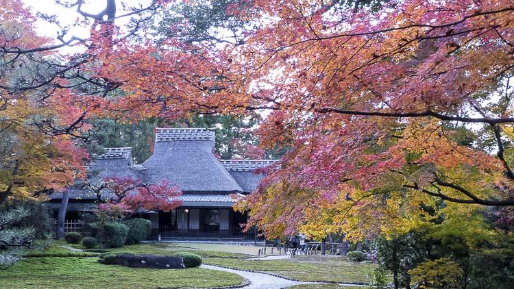 Nara, jardin Isuien 11