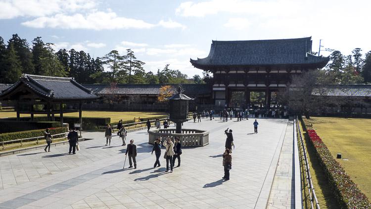 Nara Todai-ji 4