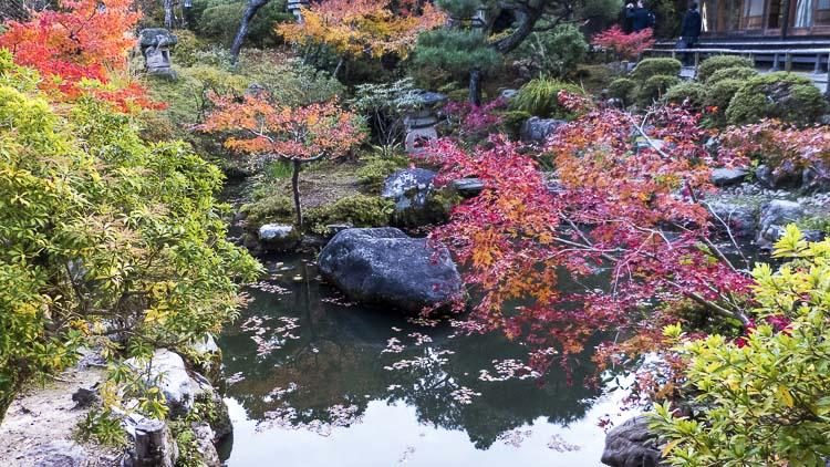 Nara, jardin Isuien 1