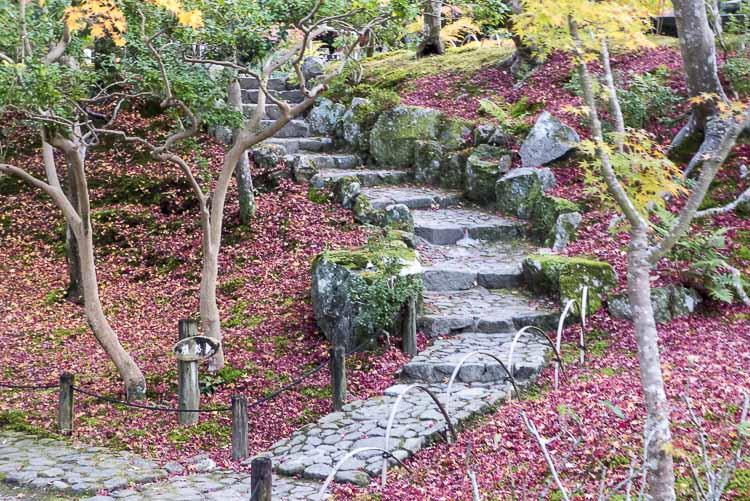 Nara, jardin Isuien 5