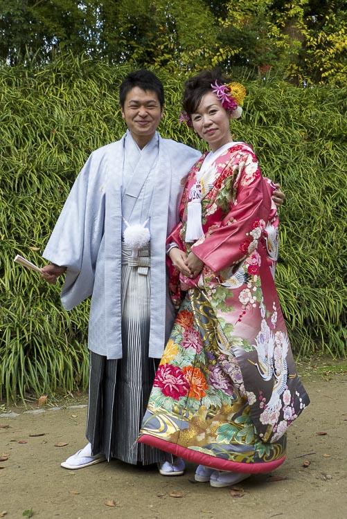 OKAYAMA Jeunes mariés