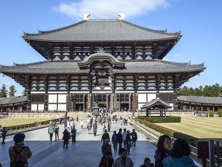 Nara Todai-ji 1
