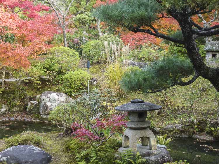 Nara, jardin Isuien 13