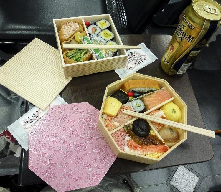 Repas Osaka