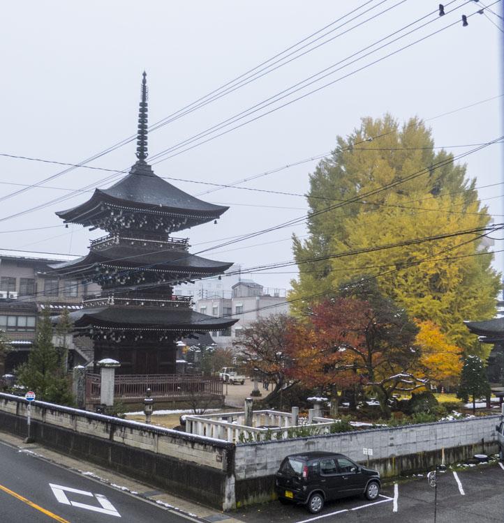 Takayama Kokubun-ji