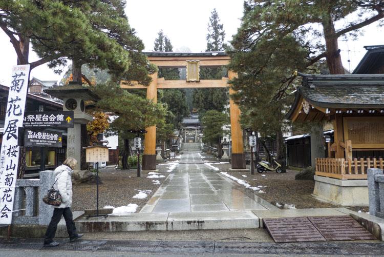Takayama Sanmachi 1