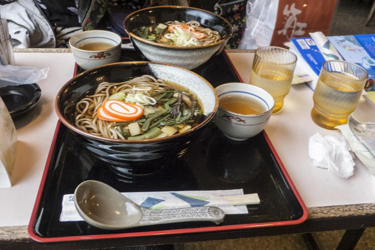 Kanazawa repas