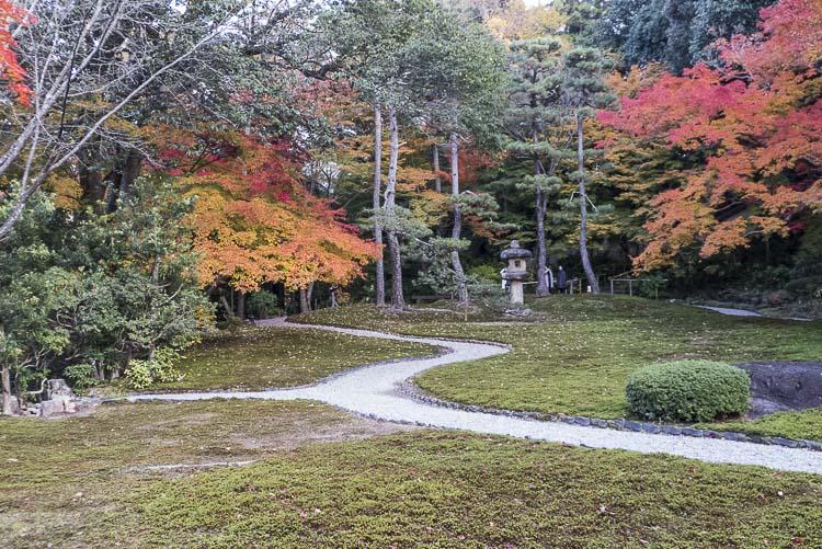 Nara, jardin Isuien 6