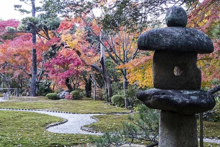 Nara, jardin Isuien 8