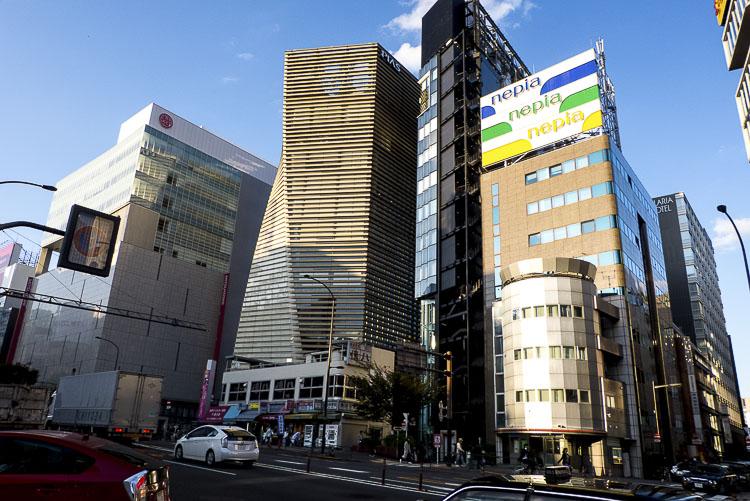 Tokyo Ginza 1