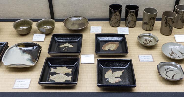 Karatsu 5 céramiques