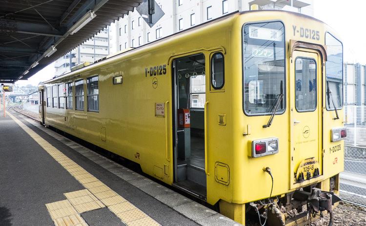 Karatsu 19 gare pour Imari