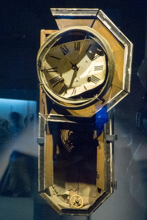 Nagasaki 5 Horloge