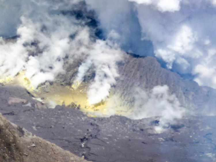 volcan Aso Naka-dake 6