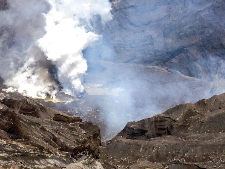 volcan Aso Naka-dake 5