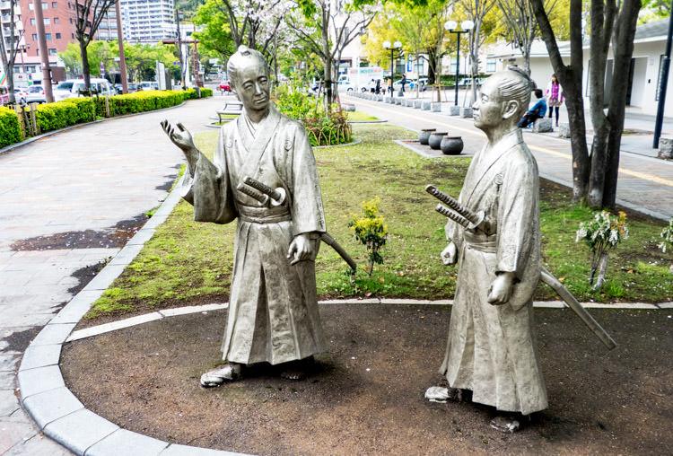 kagoshima samourais 1