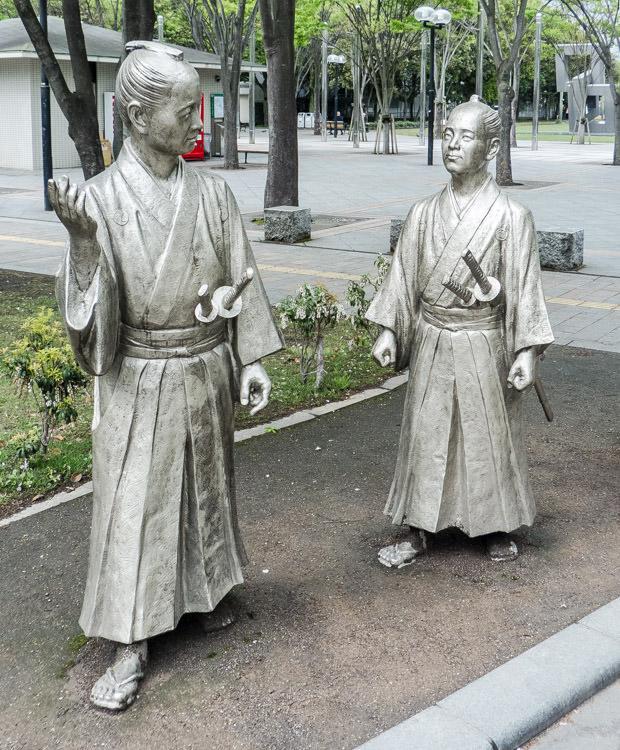 kagoshima samourais 2