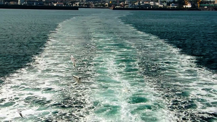 Shimabara vidéo ferry