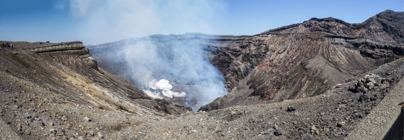 volcan Aso Naka-dake 3