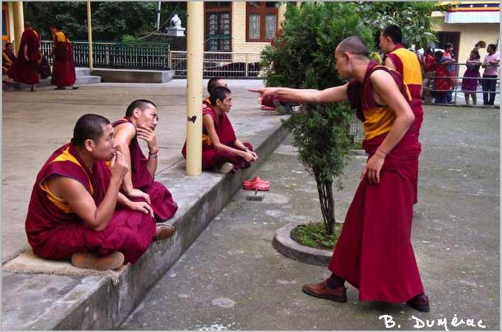joute oratoire des moines