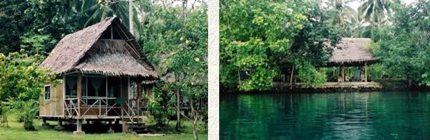 maison à Madang