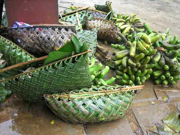 Marché à Vanuatu