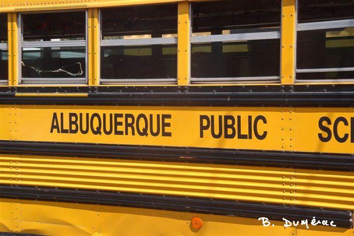 Détail ancien bus