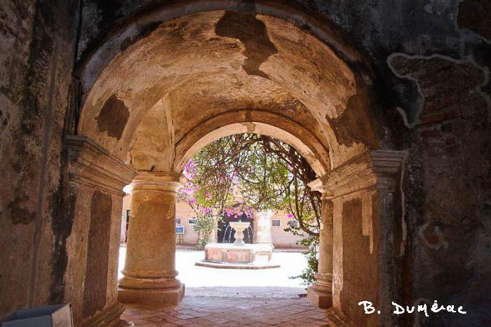 Intérieur du Convento Capuchinas