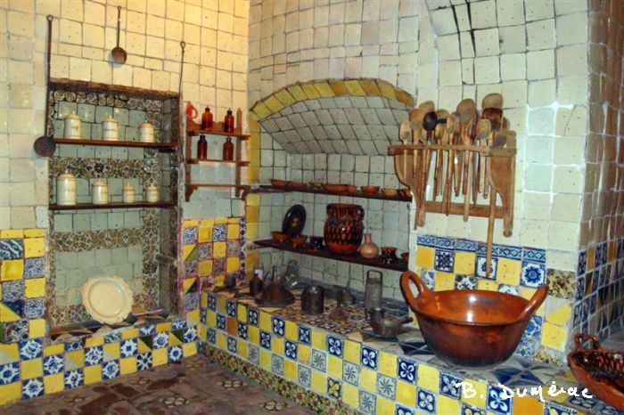 Musée Arts populaires Cuisine
