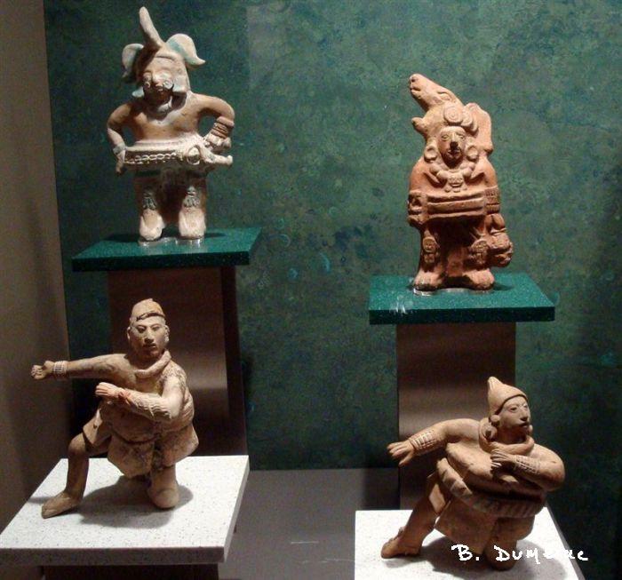 Musée d'anthropologie Mexico 1