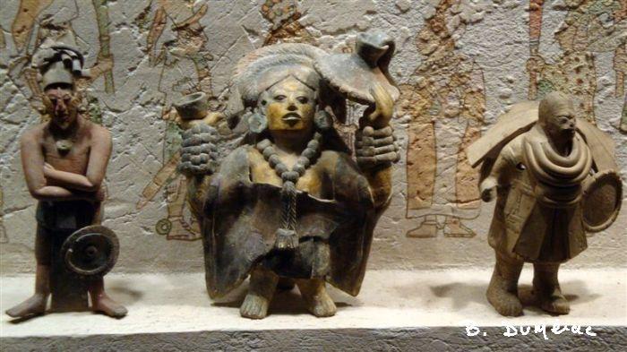 Musée d'anthropologie Mexico 2