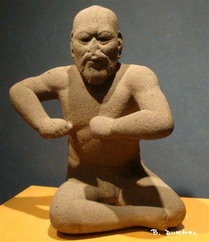 Musée d'anthropologie Mexico 3