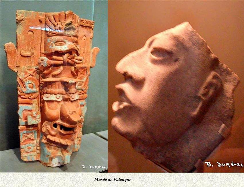 Palenque musée 2