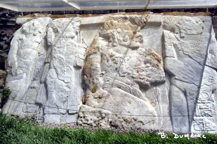 Palenque stèle