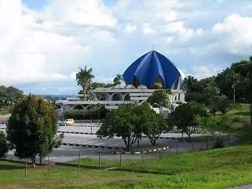 Mosquée à Bintulu